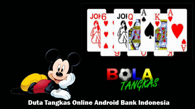 Duta Tangkas Online Android Bank Indonesia